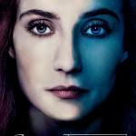 Carice van Houten als Melisandre in Game of Thrones