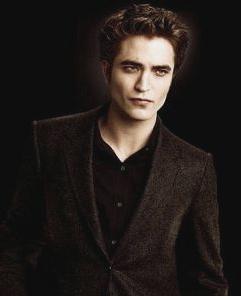 Robert Pattinson als Edward Cullen