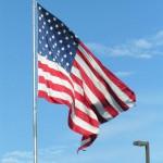 Amerikaanse vlag - populairste namen in Amerika