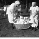 Berlin, Neugeborene Kinder