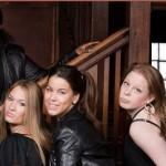 Dilara, Linsey en Lois: de nieuwe Dames in de Dop