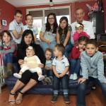 De familie Quaedackers in Een Huis Vol