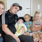 Zesde kind in een gezin vol Ty-namen