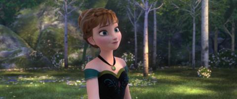 Twee nieuwe Disneyprinsessen: Anna en Elsa