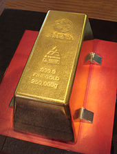 250 kg goud in Toi Museum, Japan