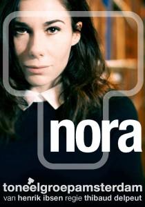 Halina Reijn als Nora in Het Poppenhuis