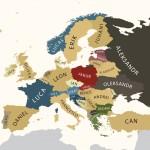 jongensnamen europa