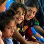 Kinderen in Tadzjikistan