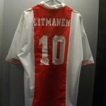 Jari Litmanen shirt Ajax