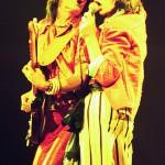 Mick Jagger in 1975