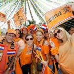 nederlands elftal supporters