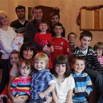 radford family 16 kids and counting