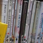 Roald Dahl - bibliotheek