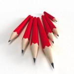rood potlood verkiezingen