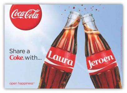 share a coke belgie laura jeroen
