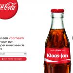 Miljoenen colaflesjes met je eigen naam