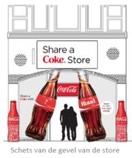 share a coke store amsterdam