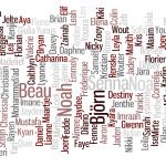 60 Bruikbare namen die niet te vaak voorkomen