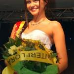 Zeynep Sever Miss België in 2009
